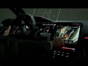 Golf R Touch : vw shows the car of tomorrow with golf r touch youtube ~ Medecine-chirurgie-esthetiques.com Avis de Voitures