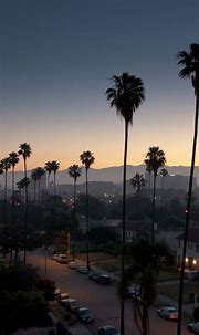 10 Los Angeles iPhone Wallpapers