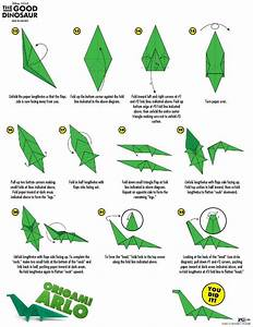 The Good Dinosaur Arlo Origami-page-002