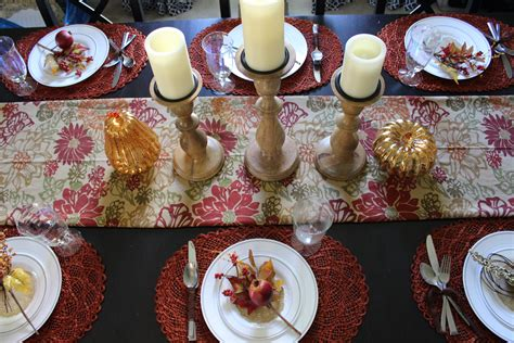 thanksgiving table decor easy as simple thanksgiving table decor the finishing touches kitchola