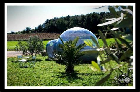 chambres bulles chambre bulle les chambres bulles du château belvize