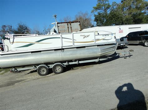 Boat Sales Used by Pontoon Boats For Sale
