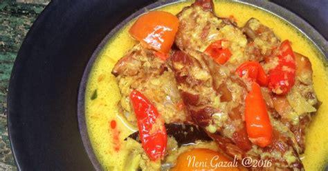 resep mangut tuna asap oleh neni gazali cookpad