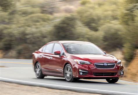 2018 Subaru Impreza Pricing Announced, Gets Minimal