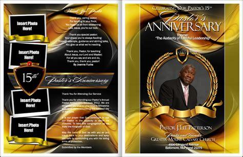 pastor anniversary program templates sacrament pastor anniversary program pastor anniversary 23908