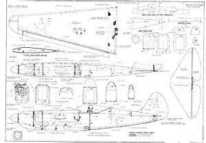 rc model airplane plane plans  bonus  gift