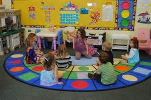 Preschool Circle Time Center