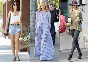 Mode Hippie Chic : quand les stars nous donnent une le on de style hippie ~ Voncanada.com Idées de Décoration