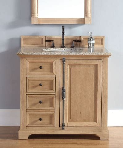 small wood cabinet for bathroom unfinished solid wood bathroom vanities from james martin