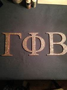 1000 images about greek letters on pinterest greek With greek wall letters
