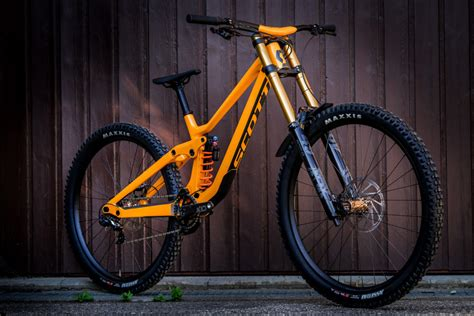 The Scott Gambler DH Mountain Bike Has Been Redesigned ...