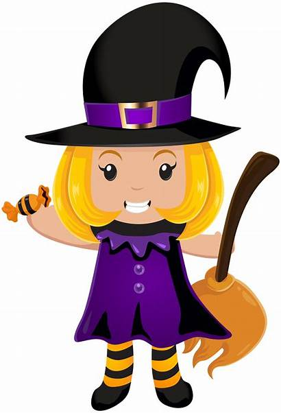 Halloween Witch Clip Clipart Costume Mask Cliparts