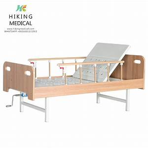 One Function Medical Manual Bed For Hospital Manual