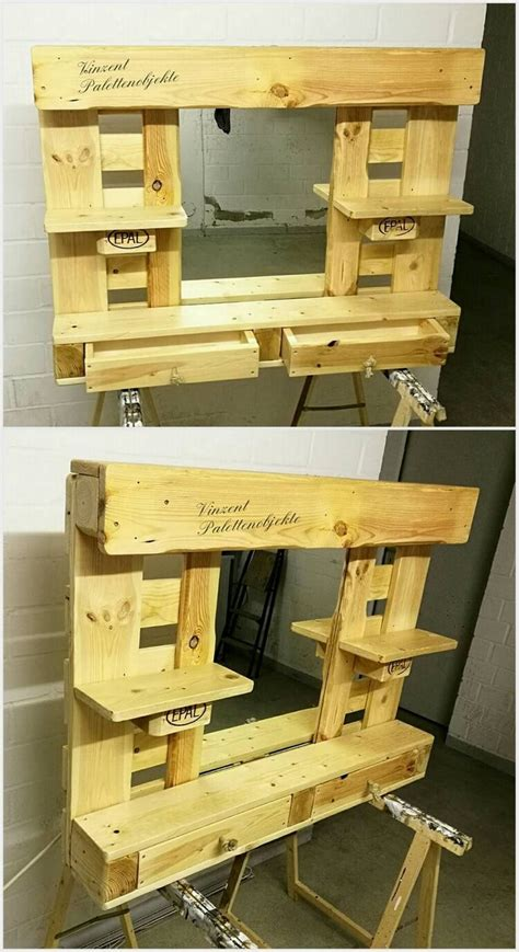 marvelous recycling ideas   shipping pallets