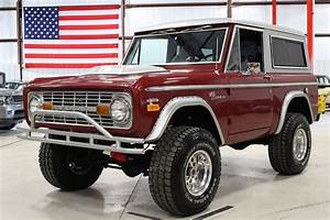 1970 Ford Bronco | GR Auto Gallery