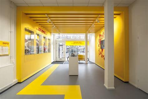 bureau dhl dhl store by tchai international amsterdam netherlands