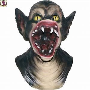 2018, Newest, Product, High, Quality, Animal, Scary, Horror, Mask, Face, Adult, Halloween, Party, Mask