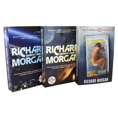 altered carbon netflix collection  books set fiction