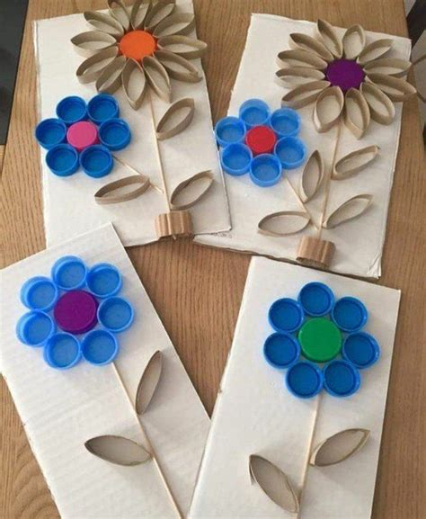 activite manuelle avec du papier toilette les 25 meilleures id 233 es de la cat 233 gorie fleurs fabriqu 233 es en papier sur fleurs en