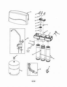 Kenmore Reverse Osmosis Parts