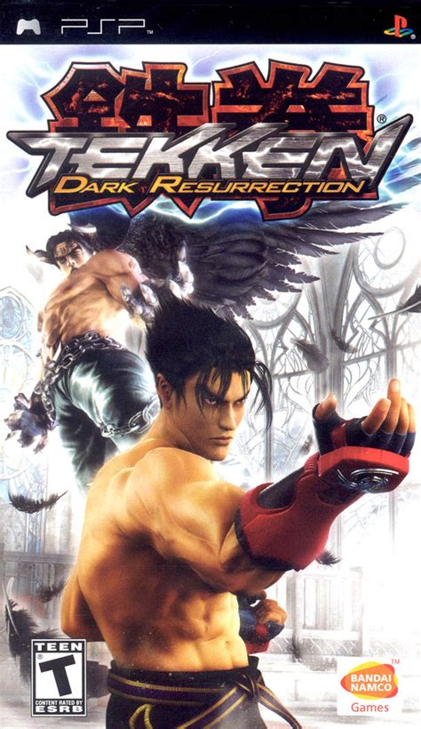 tekken dark resurrection playstation portablepsp isos