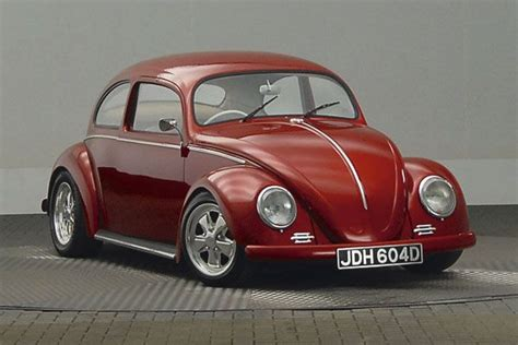 '66 Chop Top Beetle Ok Maybe It's Not A Muscle Car, But It