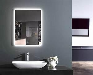 Uhr Für Badezimmer : led lichtspiegel 2073 badspiegel wandspiegel badezimmerspiegel beleuchtung neu ebay ~ Orissabook.com Haus und Dekorationen