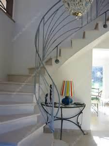Modele Escalier by Res D Escalier En Fer Forg 233 Art D 233 Coratif Mod 232 Le Soleil