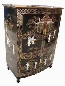 Meuble Chinois Occasion : meuble tv chinois meuble de salon contemporain ~ Teatrodelosmanantiales.com Idées de Décoration