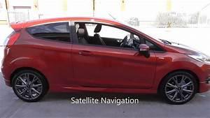Ford Fiesta St Line Moteur : ford fiesta 1 0 ecoboost 125 st line 3dr u209900 youtube ~ Medecine-chirurgie-esthetiques.com Avis de Voitures