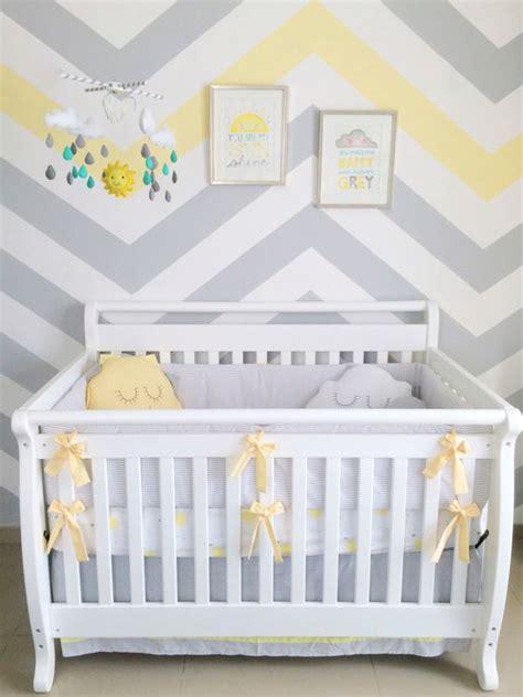 chevron na decoração do quarto do bebê mais de 900 quartos de bebê quarto para bebê