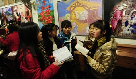CHINA What drives a Chinese to become a Christian? (Part I)