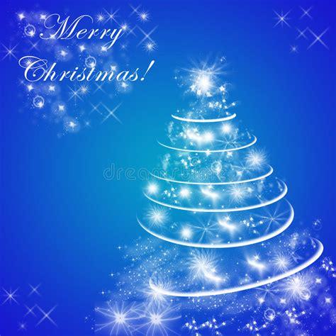 tarjeta de felicitaci 243 n azul de la feliz navidad con el