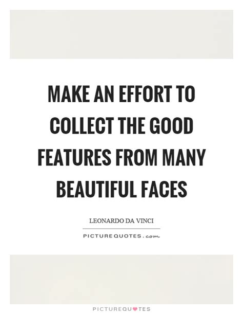 effort  collect  good features