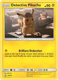 Jun 11, 2021 · synopsis: Pokémon TCG: Detective Pikachu
