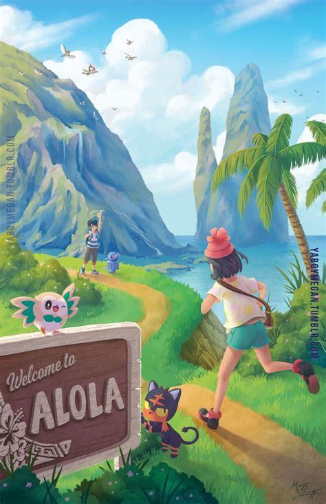 123 Best Pokemon Alola Region Images On Pinterest
