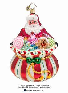 christopher radko christmas dishes christmas decore With christopher radko letters to santa dinnerware