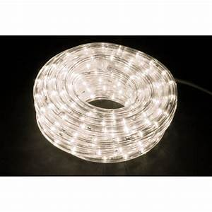 Ip outdoor static led rope light