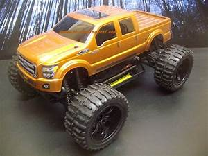 Ford F-250 2011 Super Duty Redcat Volcano EPX 4X4 1/10th ...