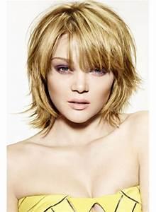 Coupes Mi Longues : coiffure mis longue coupe de cheveux mi long femme avec ~ Dode.kayakingforconservation.com Idées de Décoration