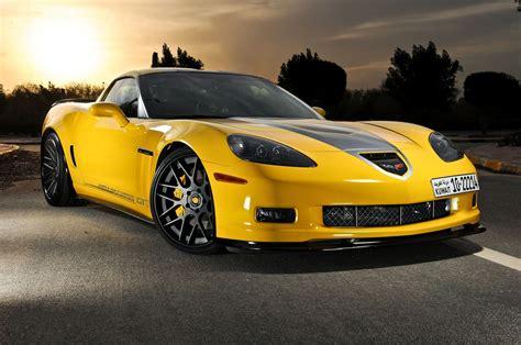 C6 Corvette Wallpaper
