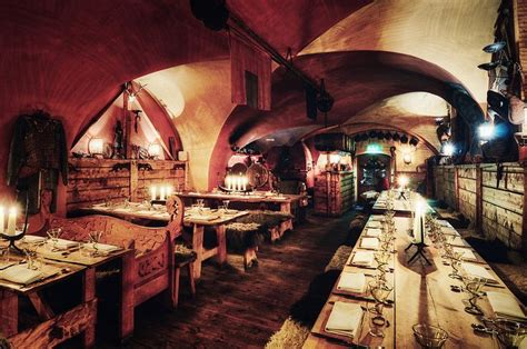 Aifur Viking Tavern In Stockholm-inspiration For The