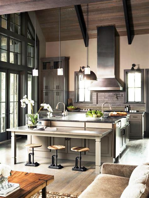 parisian kitchen design creating a gourmet kitchen hgtv 1415
