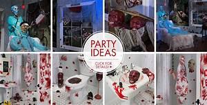 Asylum Halloween Decorations - Decorations, Tableware