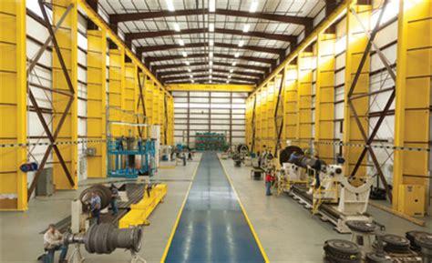 Dresser Rand Houston Tx by A New F Class Turbine Repair Facility Maintenance Technology