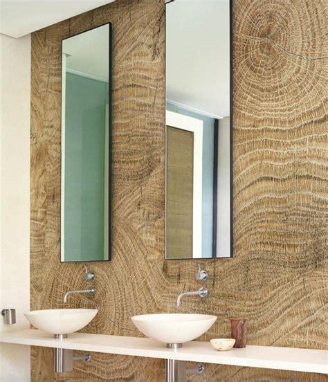 Wandgestaltung Mit Tapeten by Tapete In Holzoptik 24 Effektvolle Wandgestaltungsideen