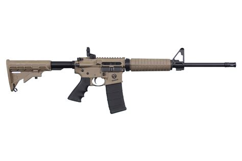 Ruger Ar556 223556 Ar15 Rifle Barrett Brown Davidson