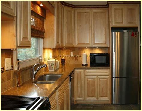 kitchen tile backsplash ideas with oak cabinets home
