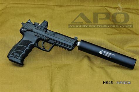 ashbury precision ordnance apo custom shop apocs  upgradingcustomizing  optically