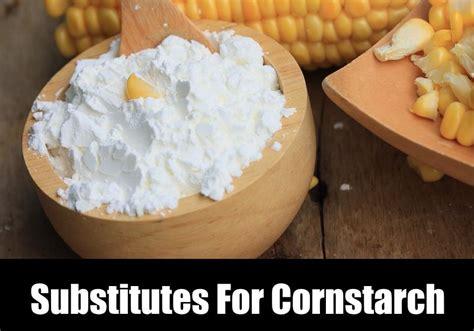 cornstarch substitute substitutes for cornstarch kitchensanity